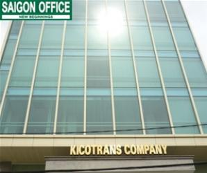 Văn phòng cho thuê quận Tân Bình tòa nhà Kicotrans Building