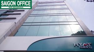 Văn phòng cho thuê Quận 1 HYAT Building