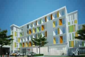 Văn phòng cho thuê quận Tân Bình tòa nhà FOSUP Building