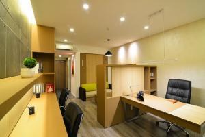 OfficeTel - Căn hộ Văn Phòng