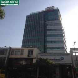 Văn phòng cho thuê Quận Phú Nhuận tòa nhà Lutaco Tower