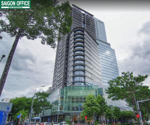 Văn phòng cho thuê tại tòa nhà Saigon Centre Tower I