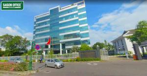 Văn phòng cho thuê Quận 4 tòa nhà Saigon Port