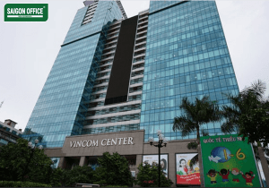 VINCOM Center - Office for lease in district 1 HCMC