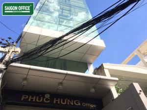 Cho thuê văn phòng quận 4 tòa nhà Phúc Hưng