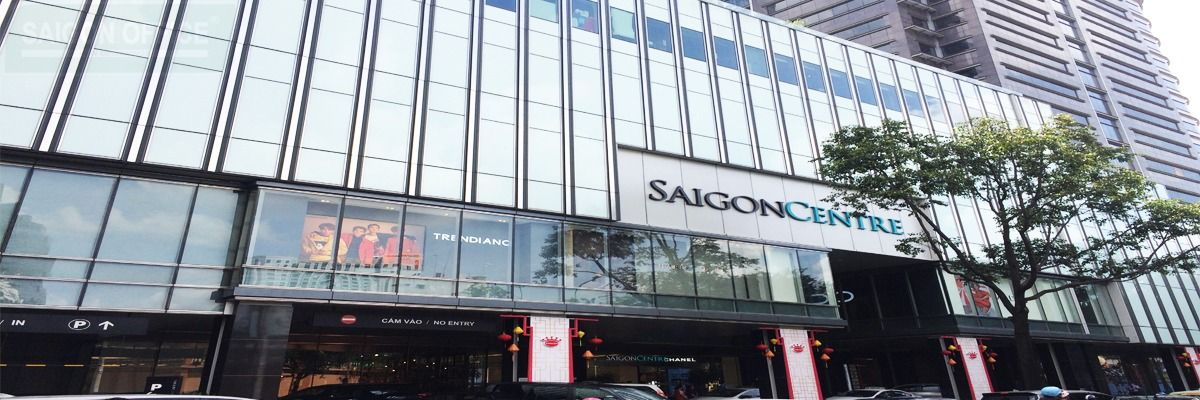 Cho thuê văn phòng tòa nhà Saigon Center Quận 1