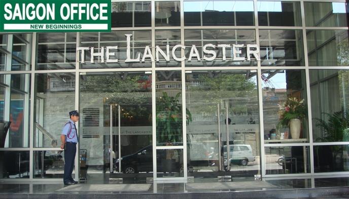 Tòa nhà lancaster lê Thánh Tôn