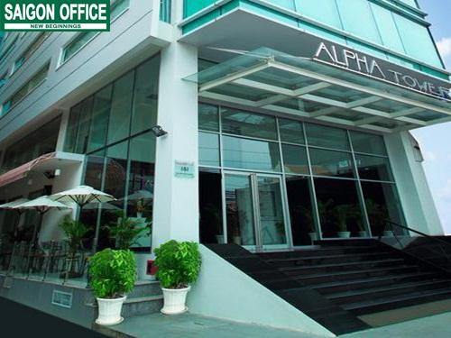 Tòa nhà Alpha Quận 3