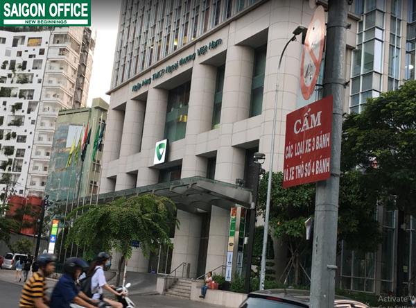 Tòa nhà Vietcombank