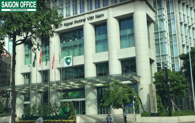 Hội sở Vietcombank Hồ Chí Minh