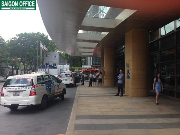 Tòa nhà M Plaza Saigon