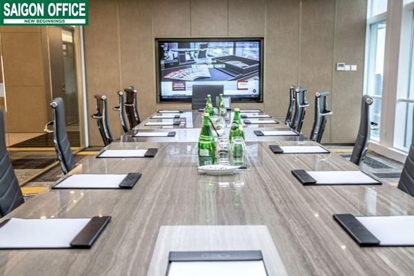 Cho thuê văn phòng trọn gói quận 1 tại tòa nha Vietcombank