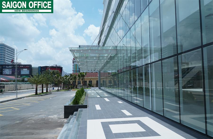 Cộng Hòa Garden - Saigon Office