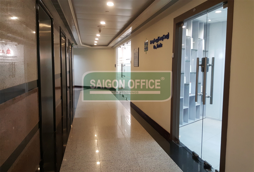 AB Tower - Saigon Office