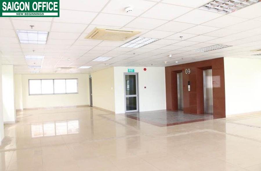 Pax Sky Trương Dinh - SAigon Office