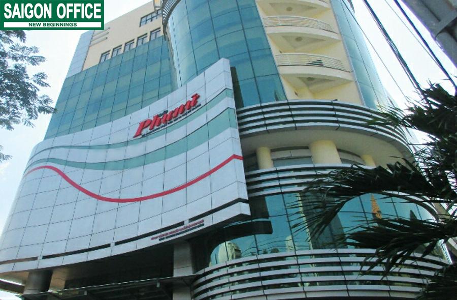 Tòa nhà Báo Phú Nữ