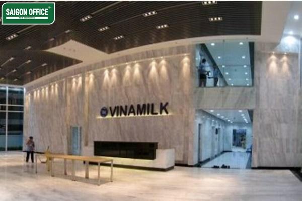 Tòa nhà Vinamilk Quận 7