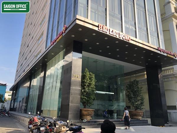 Tòa nhà Báo Lao Động