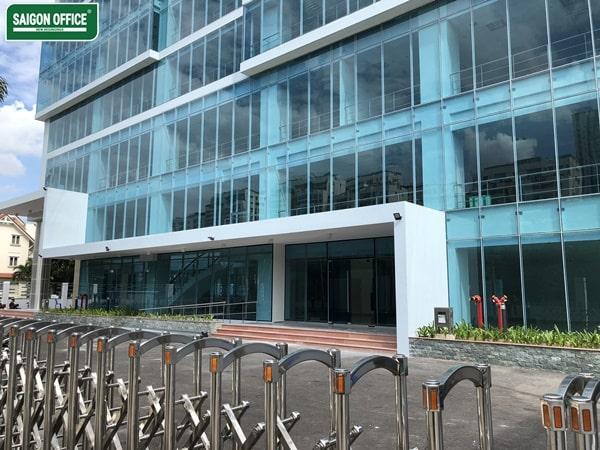 Tòa nhà VNPT Quận 7