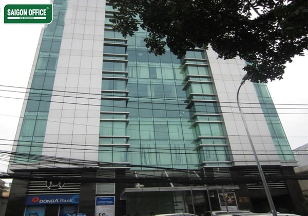 Cho thuê văn phòng tại tòa nhà Saigon Finance Center