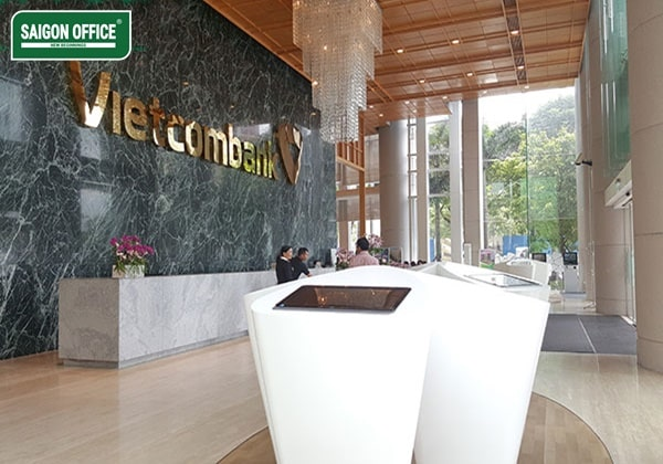 Vietcombank tower Hochiminh City