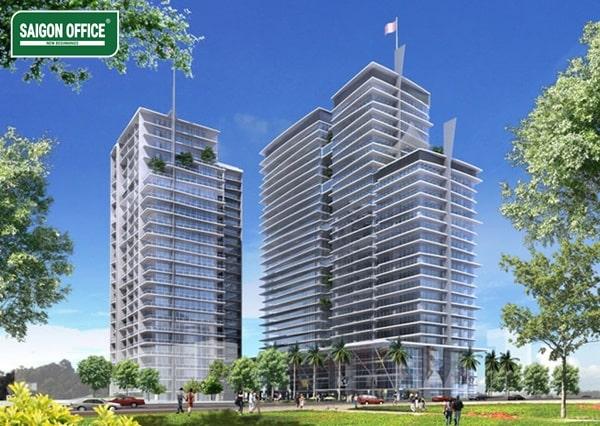 Tòa nhà Viettel Complex Quận 10