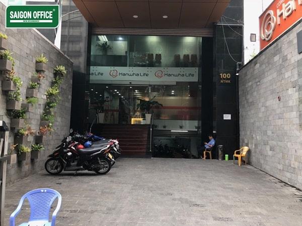 W Building 100 Nguyễn Thị Minh Khai - Quận 3