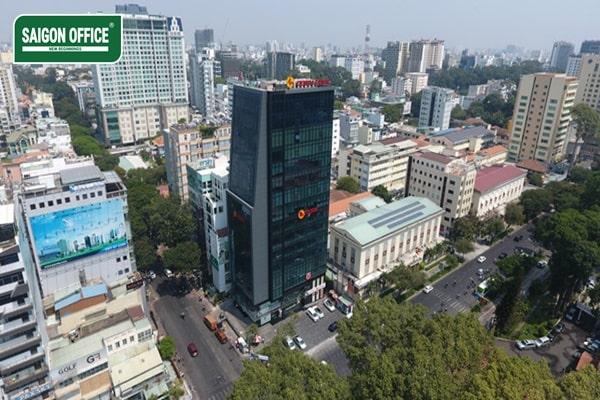 Tòa nhà Cienco4 Tower