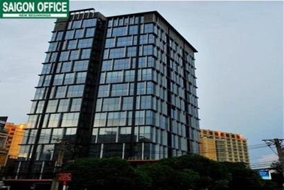 Cho thuê văn phòng tòa nhà AB Tower