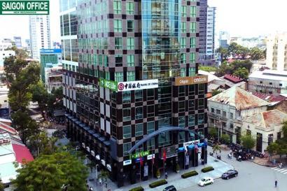 Tòa nhà Sunwah đẹp nhất Tp. HCM
