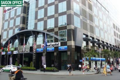 Cao ốc đẹp nhất đường Nguyễn Huệ