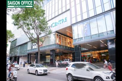 Saigon Center Ho Chi Minh City