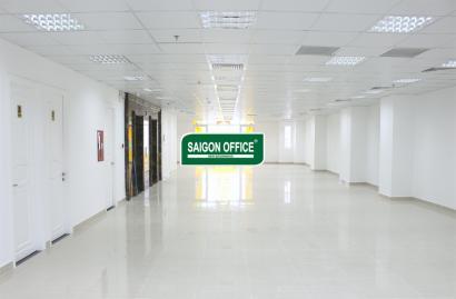 Lion Building - Saigon Office