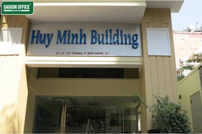 Huy Minh Building - Saigon Office