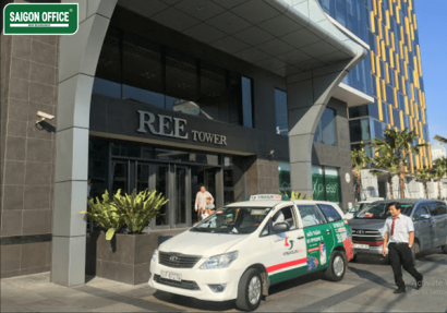 REE TOWER QUẬN 4