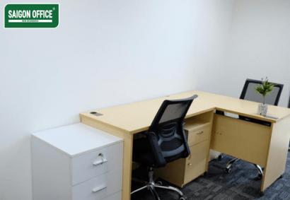 Văn phòng cho thuê trọn gói tại tòa nhà AB