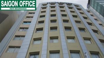 Văn phòng cho thuê quận Bình Thạnh tại Coalimex Building