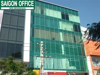Văn phòng cho thuê quận Bình Thạnh tòa nhà CAVI Building