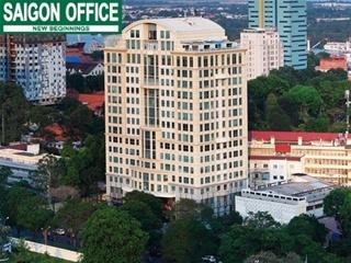 Văn phòng cho thuê trọn gói Quận 1 tại Saigon Tower