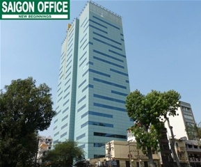 Văn phòng trọn gói Quận 1 - CJ building