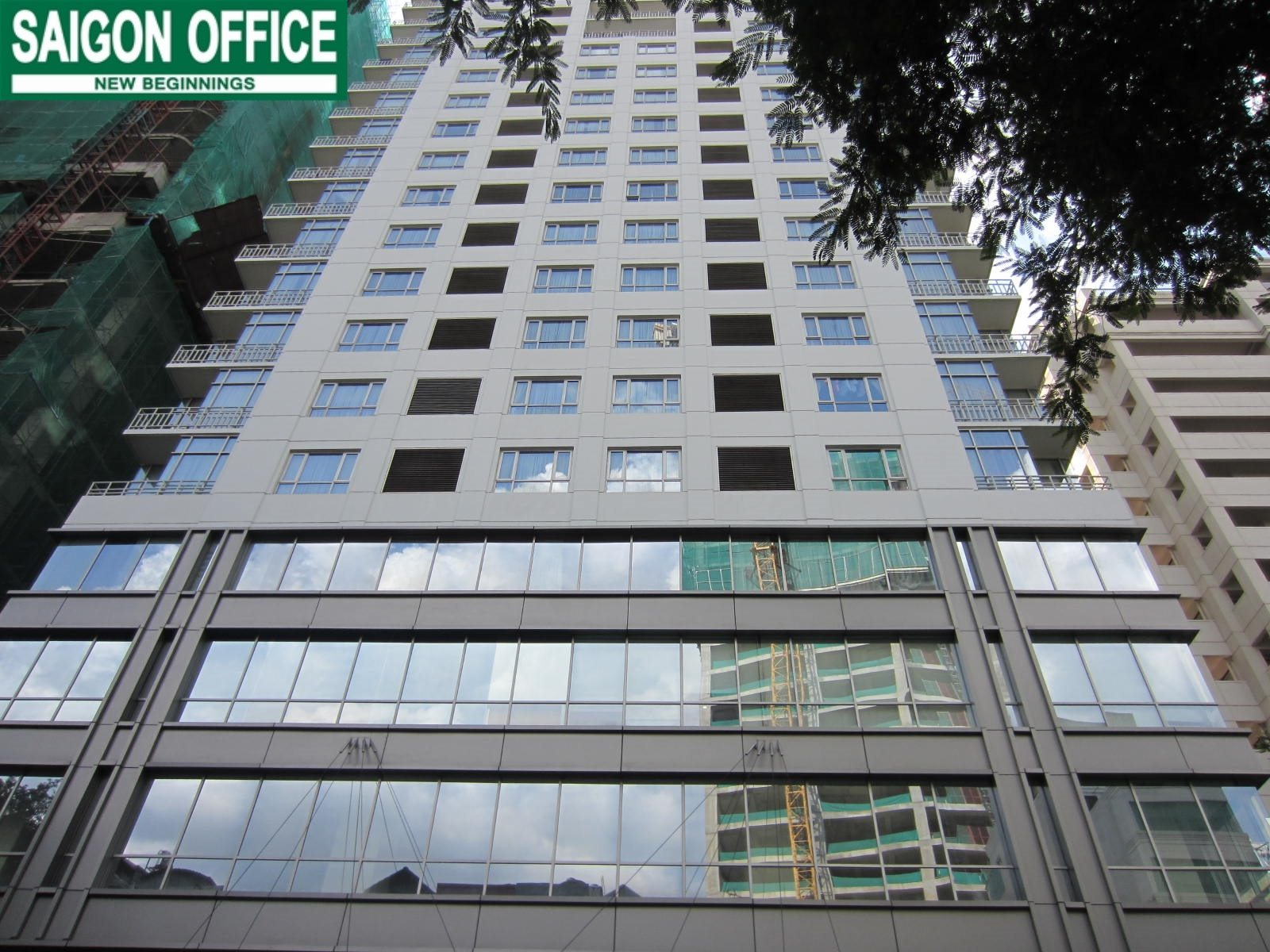 Văn phòng cho thuê Quận 1 The Lancaster Building