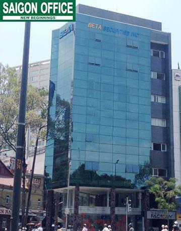 Văn phòng cho thuê trọn gói tại tòa nhà Beta