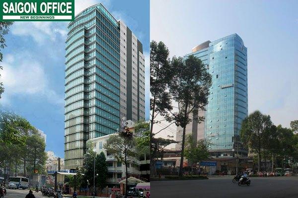 Văn phòng cho thuê Quận 1 tại MB Sunny Tower