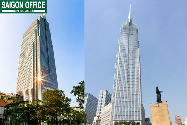 Vietcombank Tower Office For Lease In District 1 Ho Chi