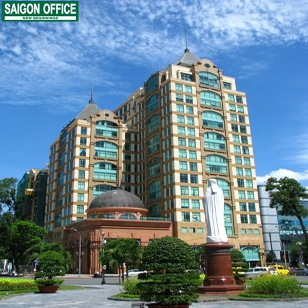The Metropolitan Tower - Office for lease in district 1 Ho Chi Minh City