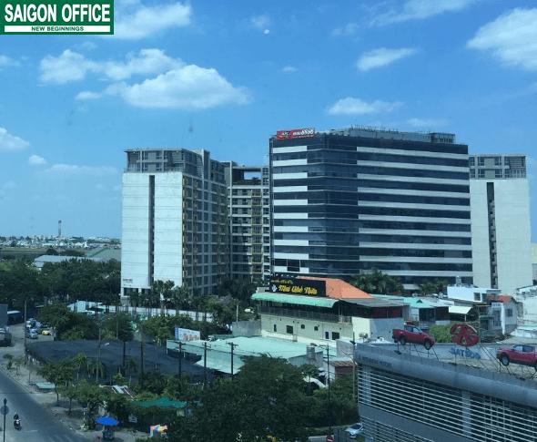 Văn phòng cho thuê quận Tân Bình tại Bluesky Office Tower