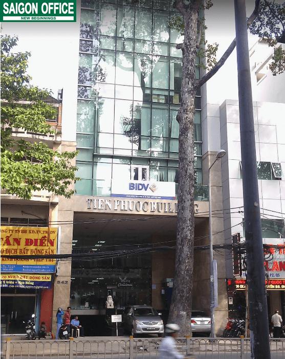 Văn phòng cho thuê Quận 5 Tiến Phước Building