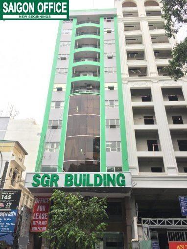 VĂN PHÒNG CHO THUÊ QUẬN 1 TẠI SGR BUILDING