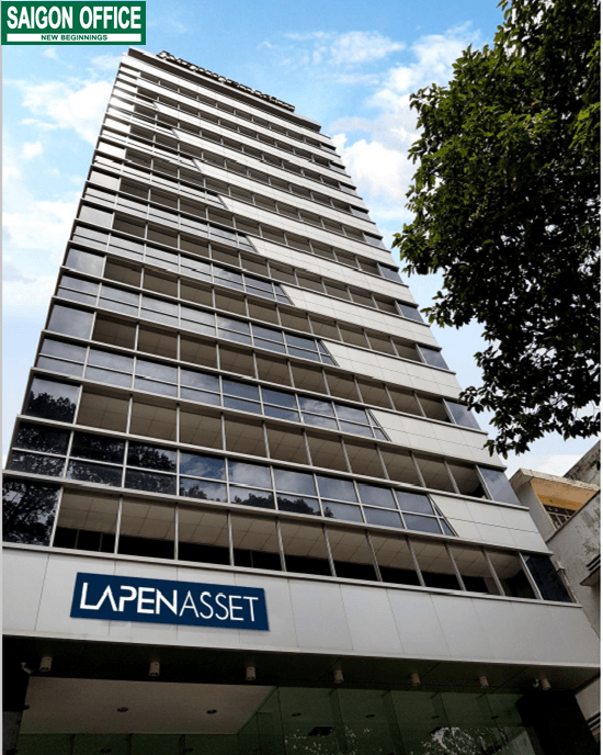 Lapen Asset Building - Office for lease in District 1 - Ho Chi Minh City
