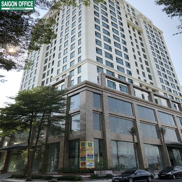 Golden King Tower chào bán Sàn Office - Officetel - Retails